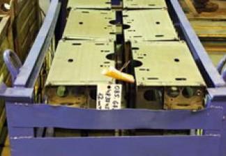 Канбан для производства рам