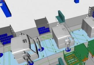 Цифровые логистические модели конвейера КАМАЗа