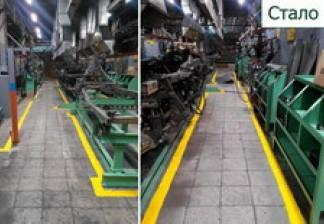 Фотоотчет: Как на УАЗ оптимизирован участок сварки рам