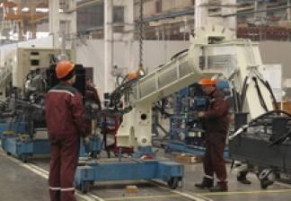 Машиностроение: лидеры России по росту производительности труда