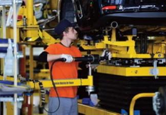 Как повысить эффективность ремонтно-эксплуатационной службы:  опыт «Мазда Соллерс Мануфэкчуринг Рус»