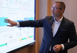 Цифровизация в действии: в «Росэнергоатоме» заработал центр принятия решений