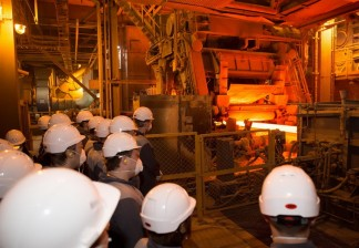 Промтуризм в металлургии: что посмотреть на ВМЗ